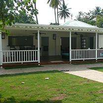 maison style creole
